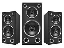 Acoustic Loudspeaker Stock Photos