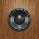 Acoustic speaker Royalty Free Stock Photos