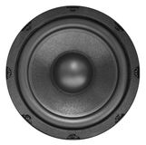 Acoustic speaker Stock Photo