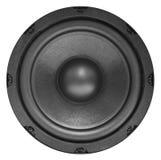 Acoustic speaker Stock Photo