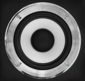 Acoustic speaker Royalty Free Stock Photo