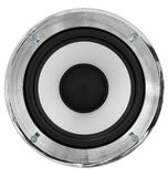 Acoustic speaker Royalty Free Stock Images