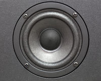 Acoustic speaker Stock Photos