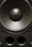 Acoustic speaker royalty free stock image