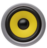 Acoustic system Stock Image