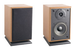 Acoustic system Royalty Free Stock Image