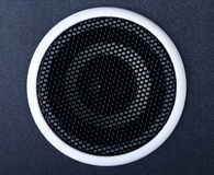 Acoustic woofer Stock Photos