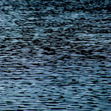 Acqua astratta Fotografia Stock
