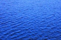 Acqua blu Fotografie Stock Libere da Diritti