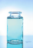 Acqua blu Fotografia Stock Libera da Diritti
