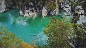Acqua blu, Nuova Zelanda Immagine Stock Libera da Diritti