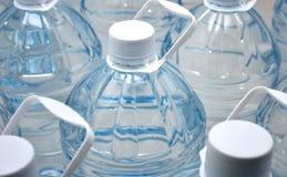 Acqua in bottiglia Fotografia Stock