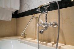 Acqua Crane Bathroom fotografie stock