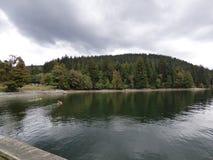 Acqua del Canada Fotografie Stock