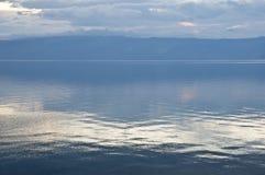 Acqua del lago Immagini Stock
