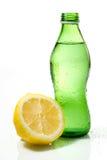 Acqua del limone Fotografia Stock