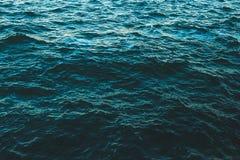 Acqua del mare Priorità bassa del mare immagine stock