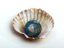Acqua del pianeta Fotografie Stock