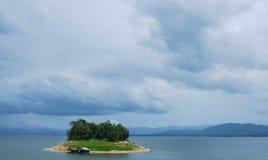 Acqua dell'isola Immagini Stock