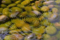 Acqua dell'ondulazione immagini stock libere da diritti