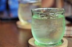 Acqua della bevanda Immagini Stock Libere da Diritti