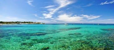 Acqua della Corsica (Francia) Fotografie Stock Libere da Diritti