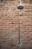 Acqua della doccia Fotografie Stock Libere da Diritti