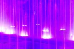 Acqua della fontana Immagini Stock