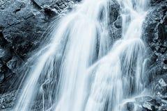 Acqua di caduta Fotografie Stock