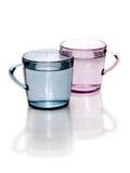 Acqua di colore Immagine Stock