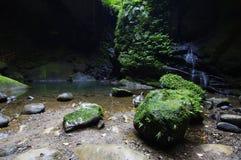 Acqua di fiume Fotografia Stock