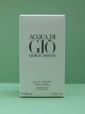 Acqua di Gio fragrance Royalty Free Stock Photo