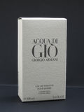 Acqua di Gio fragrance Stock Images