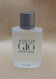 Acqua di Gio fragrance Stock Photo