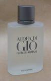 Acqua di Gio fragrance Stock Photos