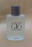 Acqua di Gio fragrance. MILAN, ITALY - CIRCA MARCH 2014: Giorgio Armani, Acqua di Gio fragrance for men is one of the evergreen bestselling perfumes worldwide stock photography