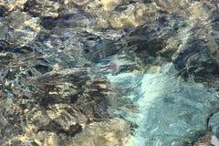 Acqua di mare Immagine Stock Libera da Diritti