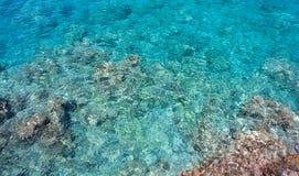 Acqua di mare Fotografie Stock