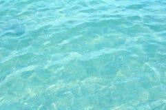 Acqua di mare Fotografia Stock Libera da Diritti