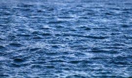 Acqua di mare Fotografie Stock Libere da Diritti