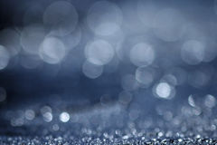 Acqua di mare blu di struttura immagine stock