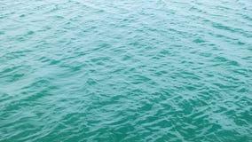 Acqua di mare del turchese Immagini Stock