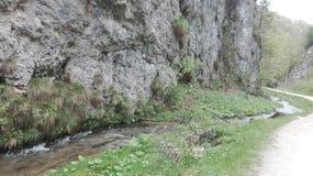 Acqua di Montain Immagine Stock