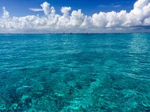 Acqua di rinfresco Fotografia Stock