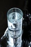 Acqua di vetro Fotografie Stock