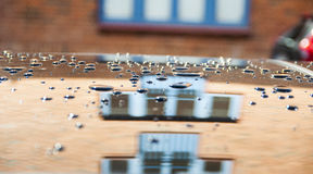 Acqua Droples Immagini Stock Libere da Diritti