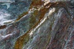 Acqua e pietra astratte 2 Immagini Stock