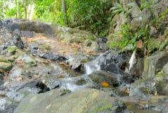 Acqua e roccia Immagini Stock Libere da Diritti