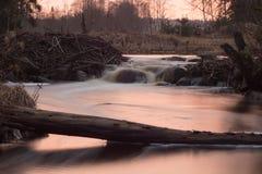 Acqua e sole Fotografie Stock Libere da Diritti