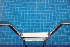Acqua ed ombrelli Fotografia Stock Libera da Diritti
